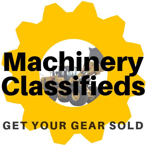 MACHINERY CLASSIFIEDS